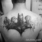 Фото тату комиксы супергерои от 03.09.2018 №010 - tattoos comics superher - tatufoto.com