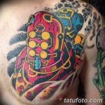 Фото тату комиксы супергерои от 03.09.2018 №020 - tattoos comics superher - tatufoto.com