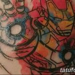 Фото тату комиксы супергерои от 03.09.2018 №025 - tattoos comics superher - tatufoto.com
