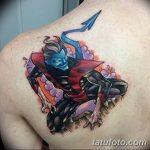 Фото тату комиксы супергерои от 03.09.2018 №045 - tattoos comics superher - tatufoto.com