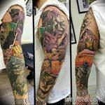 Фото тату комиксы супергерои от 03.09.2018 №048 - tattoos comics superher - tatufoto.com