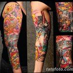 Фото тату комиксы супергерои от 03.09.2018 №049 - tattoos comics superher - tatufoto.com