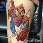 Фото тату комиксы супергерои от 03.09.2018 №056 - tattoos comics superher - tatufoto.com