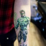 Фото тату комиксы супергерои от 03.09.2018 №061 - tattoos comics superher - tatufoto.com