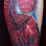 Фото тату комиксы супергерои от 03.09.2018 №067 - tattoos comics superher - tatufoto.com