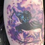 Фото тату комиксы супергерои от 03.09.2018 №070 - tattoos comics superher - tatufoto.com