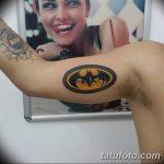 Фото тату комиксы супергерои от 03.09.2018 №078 - tattoos comics superher - tatufoto.com
