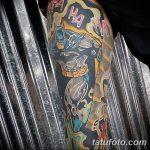 Фото тату комиксы супергерои от 03.09.2018 №079 - tattoos comics superher - tatufoto.com