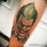 Фото тату комиксы супергерои от 03.09.2018 №081 - tattoos comics superher - tatufoto.com