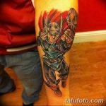 Фото тату комиксы супергерои от 03.09.2018 №086 - tattoos comics superher - tatufoto.com