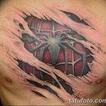 Фото тату комиксы супергерои от 03.09.2018 №089 - tattoos comics superher - tatufoto.com