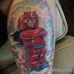 Фото тату комиксы супергерои от 03.09.2018 №094 - tattoos comics superher - tatufoto.com
