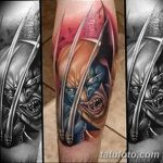 Фото тату комиксы супергерои от 03.09.2018 №126 - tattoos comics superher - tatufoto.com