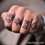 Фото тату комиксы супергерои от 03.09.2018 №127 - tattoos comics superher - tatufoto.com