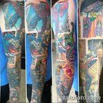 Фото тату комиксы супергерои от 03.09.2018 №128 - tattoos comics superher - tatufoto.com