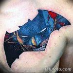 Фото тату комиксы супергерои от 03.09.2018 №130 - tattoos comics superher - tatufoto.com