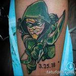 Фото тату комиксы супергерои от 03.09.2018 №132 - tattoos comics superher - tatufoto.com