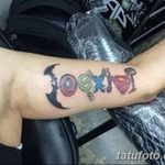 Фото тату комиксы супергерои от 03.09.2018 №135 - tattoos comics superher - tatufoto.com