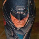 Фото тату комиксы супергерои от 03.09.2018 №137 - tattoos comics superher - tatufoto.com