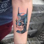 Фото тату комиксы супергерои от 03.09.2018 №141 - tattoos comics superher - tatufoto.com