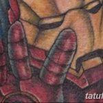 Фото тату комиксы супергерои от 03.09.2018 №143 - tattoos comics superher - tatufoto.com