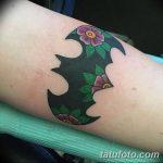 Фото тату комиксы супергерои от 03.09.2018 №144 - tattoos comics superher - tatufoto.com