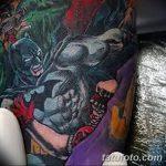 Фото тату комиксы супергерои от 03.09.2018 №149 - tattoos comics superher - tatufoto.com