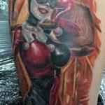 Фото тату комиксы супергерои от 03.09.2018 №151 - tattoos comics superher - tatufoto.com