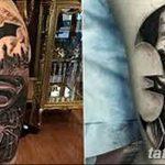 Фото тату комиксы супергерои от 03.09.2018 №157 - tattoos comics superher - tatufoto.com