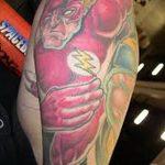 Фото тату комиксы супергерои от 03.09.2018 №159 - tattoos comics superher - tatufoto.com