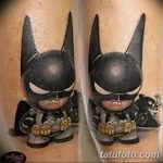 Фото тату комиксы супергерои от 03.09.2018 №163 - tattoos comics superher - tatufoto.com