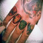 Фото тату комиксы супергерои от 03.09.2018 №165 - tattoos comics superher - tatufoto.com