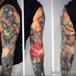 Фото тату комиксы супергерои от 03.09.2018 №180 - tattoos comics superher - tatufoto.com