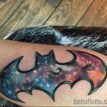 Фото тату комиксы супергерои от 03.09.2018 №184 - tattoos comics superher - tatufoto.com