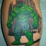Фото тату комиксы супергерои от 03.09.2018 №193 - tattoos comics superher - tatufoto.com