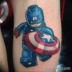Фото тату комиксы супергерои от 03.09.2018 №196 - tattoos comics superher - tatufoto.com