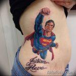 Фото тату комиксы супергерои от 03.09.2018 №201 - tattoos comics superher - tatufoto.com