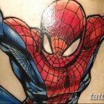Фото тату комиксы супергерои от 03.09.2018 №204 - tattoos comics superher - tatufoto.com