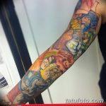 Фото тату комиксы супергерои от 03.09.2018 №209 - tattoos comics superher - tatufoto.com