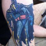 Фото тату комиксы супергерои от 03.09.2018 №212 - tattoos comics superher - tatufoto.com