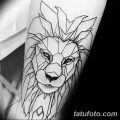 Фото тату контур от 01.09.2018 №152 - Photo tattoo outline - tatufoto.com