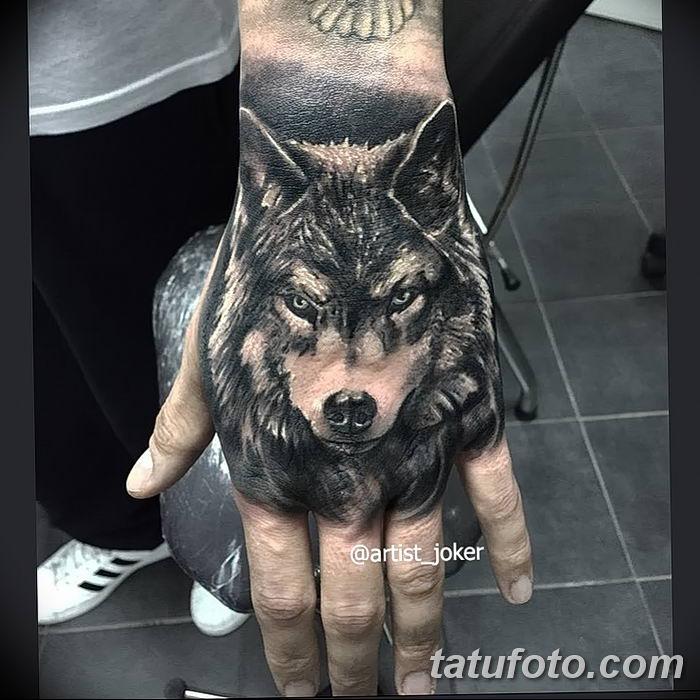 Фото тату кулак от 14.09.2018 №015 - tattoo fist - tatufoto.com