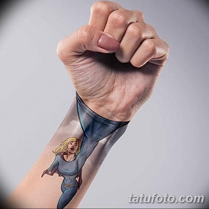 Фото тату кулак от 14.09.2018 №019 - tattoo fist - tatufoto.com