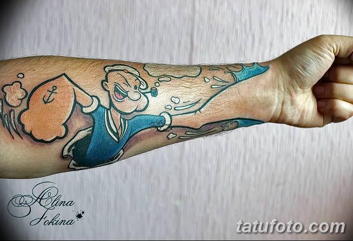 Фото тату кулак от 14.09.2018 №032 - tattoo fist - tatufoto.com