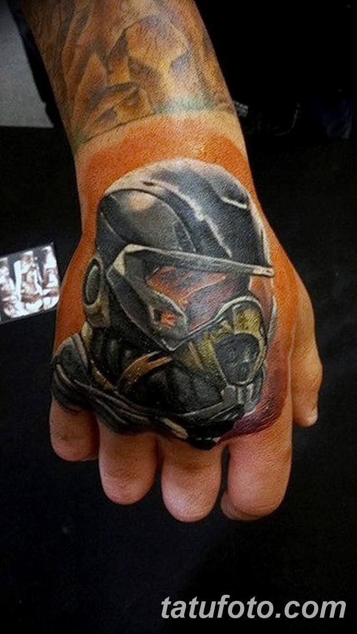 Фото тату кулак от 14.09.2018 №038 - tattoo fist - tatufoto.com