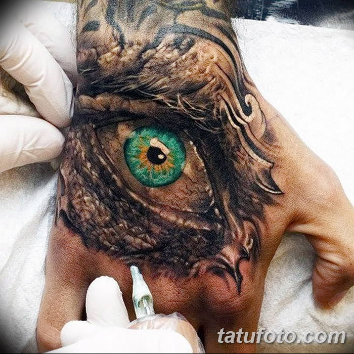 Фото тату кулак от 14.09.2018 №039 - tattoo fist - tatufoto.com