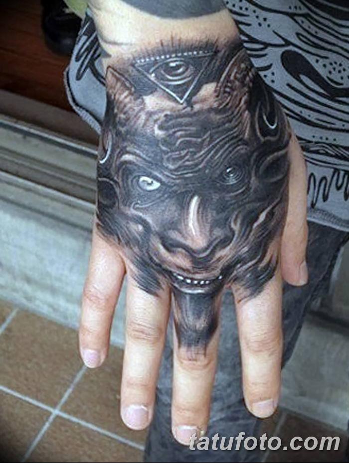 Фото тату кулак от 14.09.2018 №040 - tattoo fist - tatufoto.com