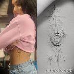 Фото тату линии от 17.09.2018 №008 - line tattoos - tatufoto.com