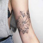 Фото тату линии от 17.09.2018 №025 - line tattoos - tatufoto.com