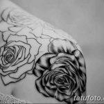 Фото тату линии от 17.09.2018 №102 - line tattoos - tatufoto.com